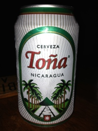 I have had one beer, from Nicaragua.  Lite, mild flavor.